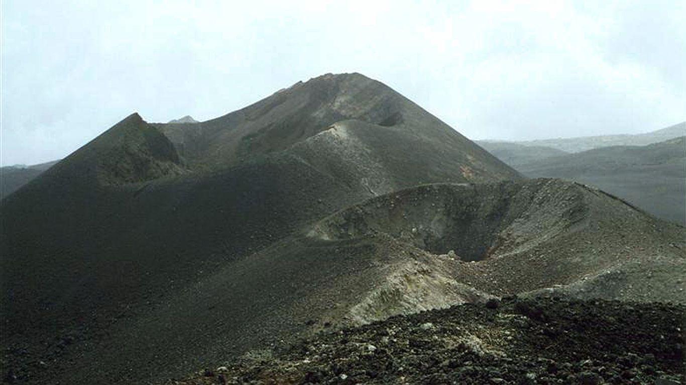 Кратеры.Вулкан Камерун