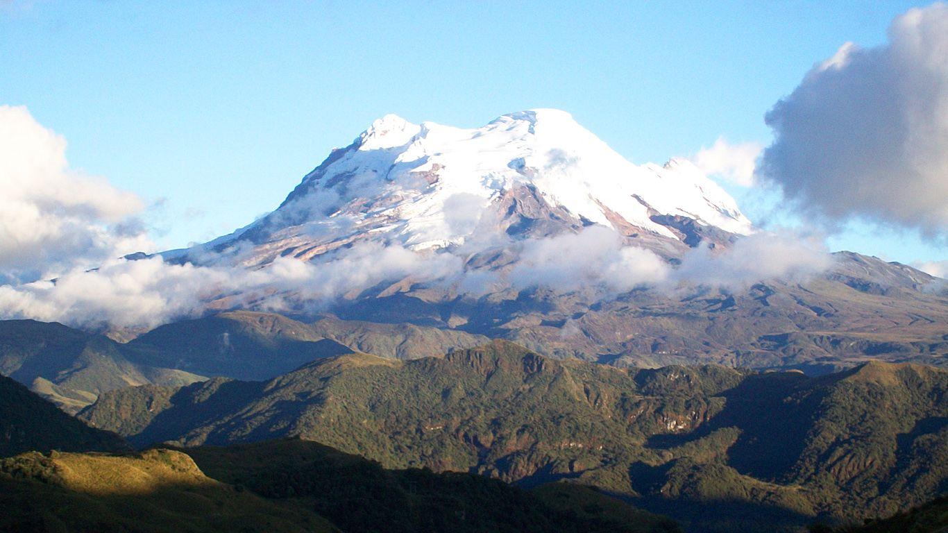Вулкан Антисана