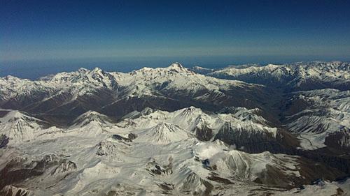 Вершины Казбека
