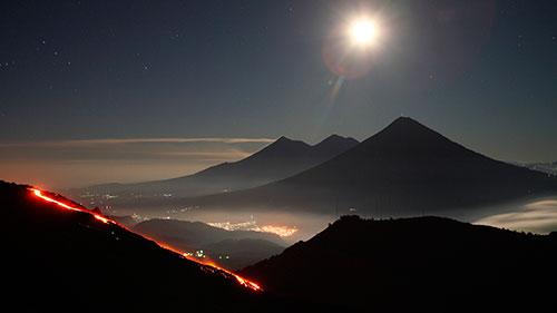 6. Пакайя, Гватемала