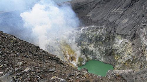 Озеро Томпалуан