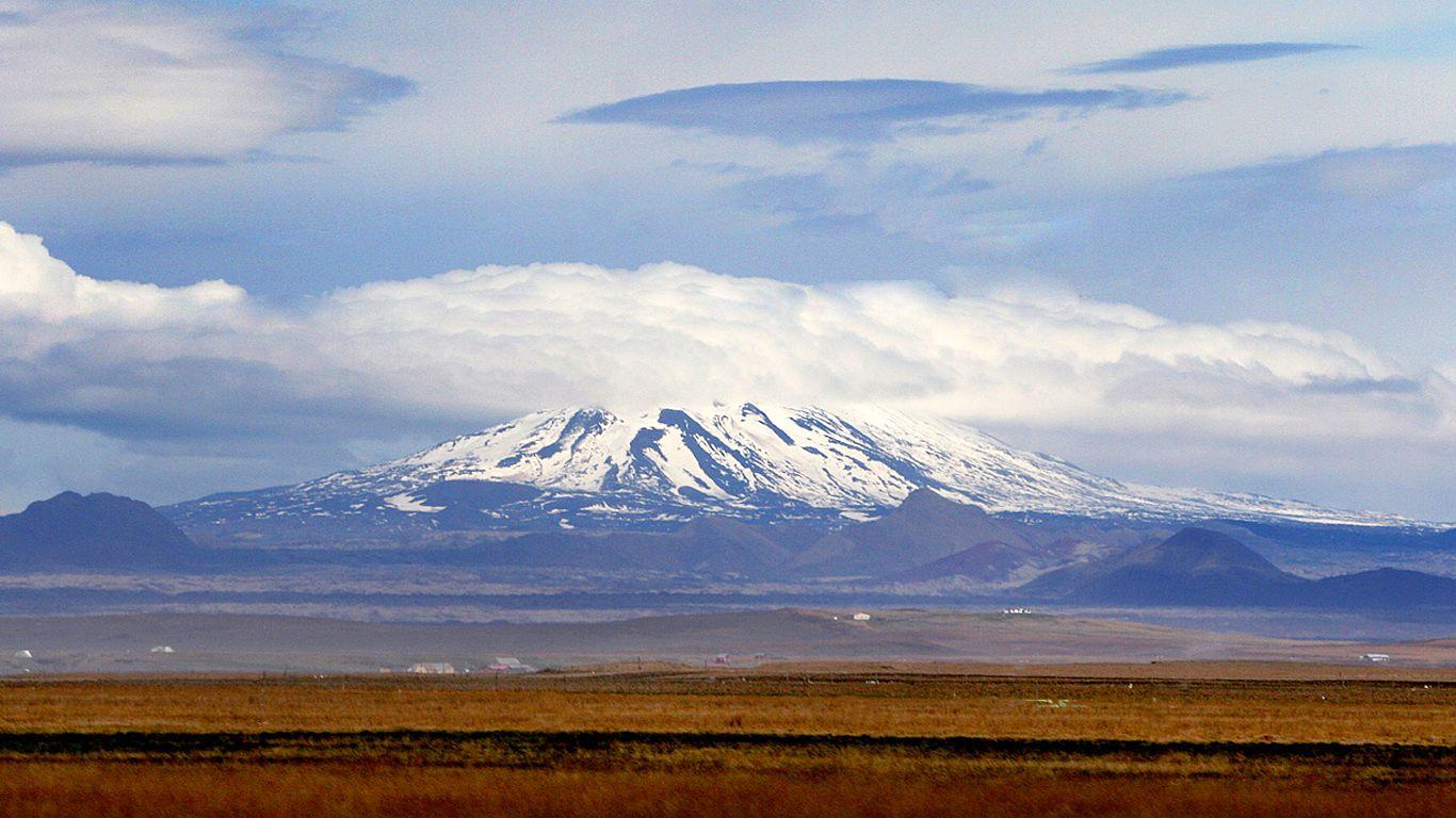 Вулкан Гекла