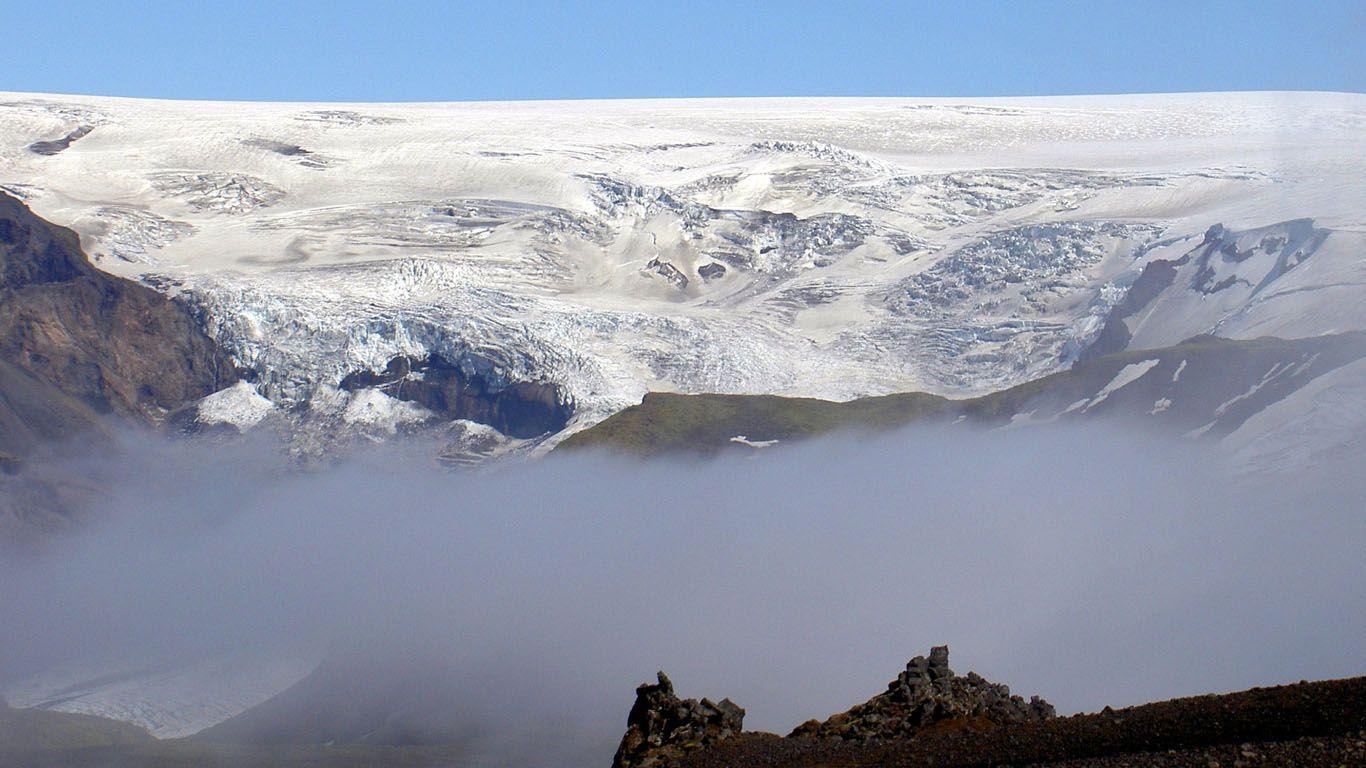 Ледник Мюрдальсйёкудль