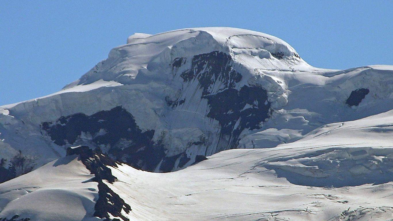 Вулкан Эрайвайёкюдль вблизи