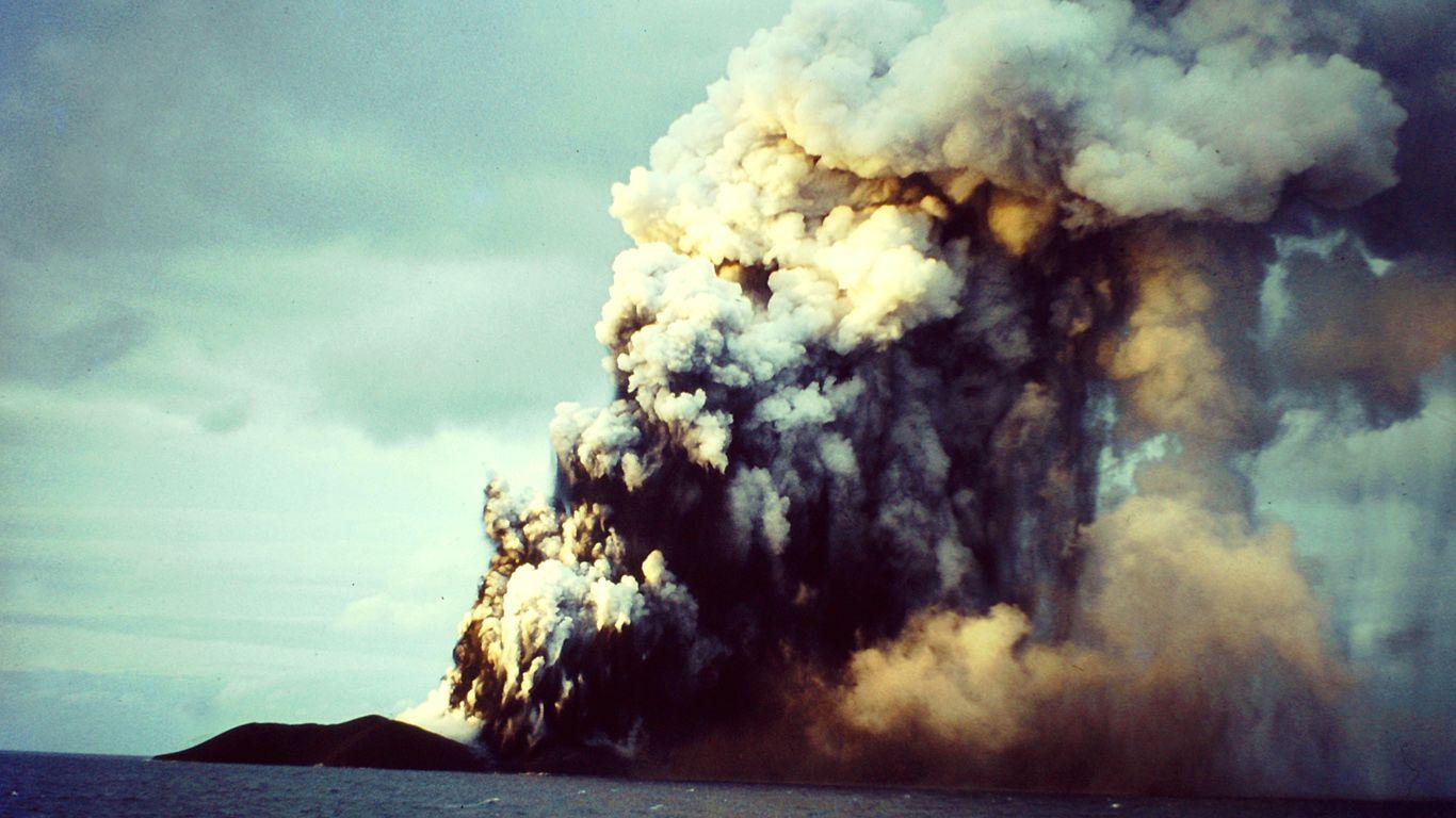 Вулкан Суртсей