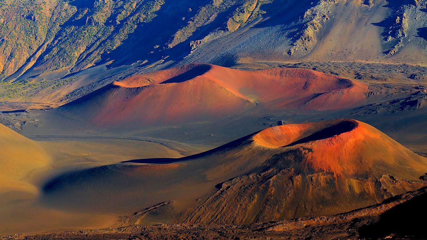 Вулкан Халеакала