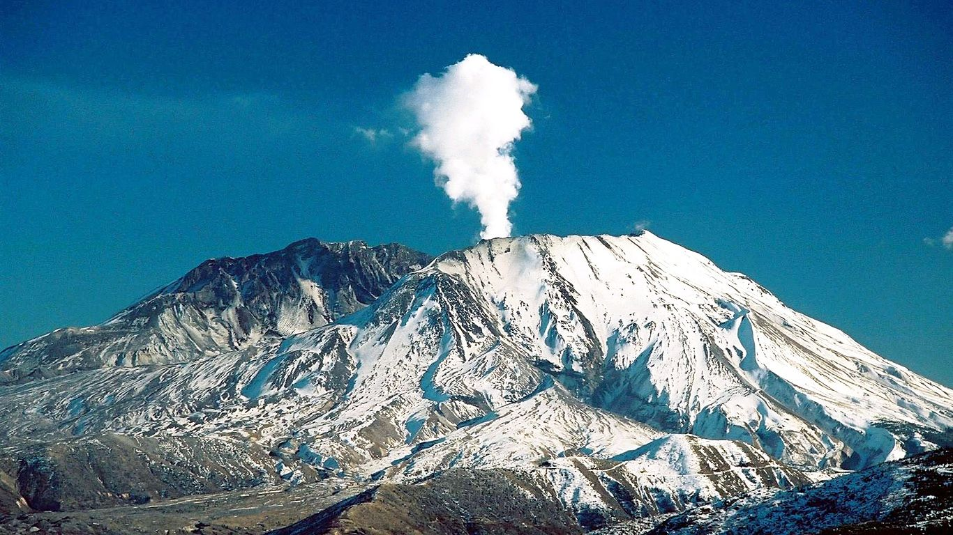 the volcanism of mount st helens