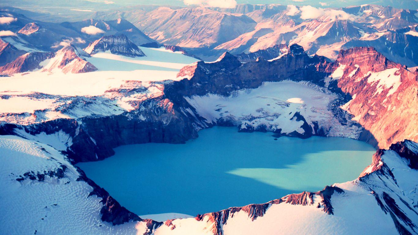 Вулкан Катмай