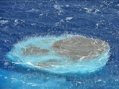 подводная лава Иерро