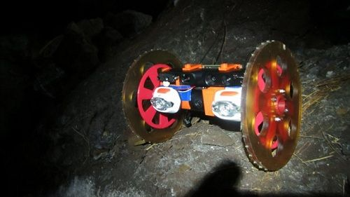 Роботический аппарат НАСА