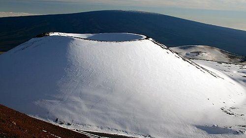 Вершина Мауна-Кеа