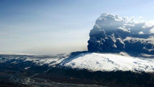 вулкан Токатидакэ проявляет активность