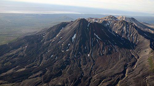 Камчатский вулкан Кихпиныч