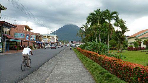 Улица Коста-Рики